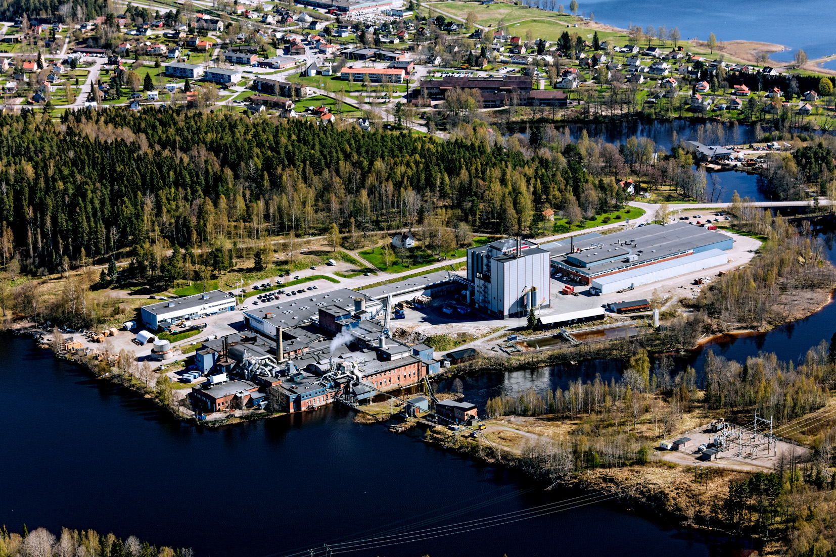 Nordic Paper Åmotfors continues expansion of vibration monitoring with HD technology on PM6